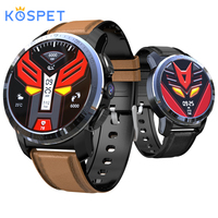 Kospet Optimus Smart Watch 3GB+32GB 454*454 Resolution Android 7.1.1 800W camera MTK6739 4G GPS WIFI Bluetooth 4.0 Smartwatch