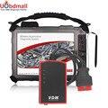 Автомобиля Диагностический Tablet IX104 С I7 4 ГБ 128 ГБ Ноутбук + UCANDAS ВДМ WI-FI OBD2 Диагностический Инструмент DHL Бесплатно доставка