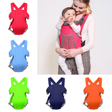 2018 Brand New Adjustable Baby Infant Toddler Newborn Safety Carrier 360 Four Position Lap Strap Soft Baby Sling Carriers 2-30M