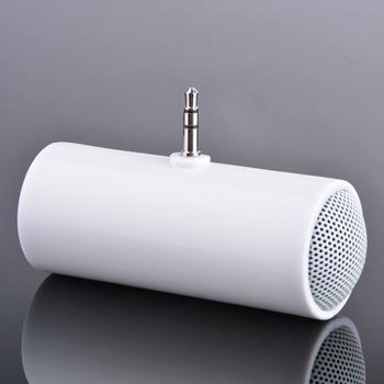 Darmowa wysyłka 3 5 prosty mini głośnik tanie i dobre opinie Other Zamknięta systemy subwoofer Subwoofery None WHITE 80*30mm