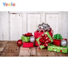 Yeele Christmas Party Photocall Decor Gift Ins Wood Photography Backdrops Personalized Photographic Backgrounds For Photo Studio yeele christmas photocall candy old wood gift decor photography backdrops personalized photographic backgrounds for photo studio