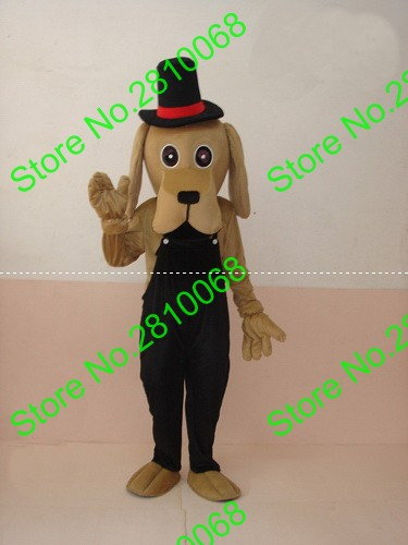 High Quality Eva Material Helmet Hat Dog Mascot Costumes Unisex Cartoon Apparel Custom Made Adult Size 122