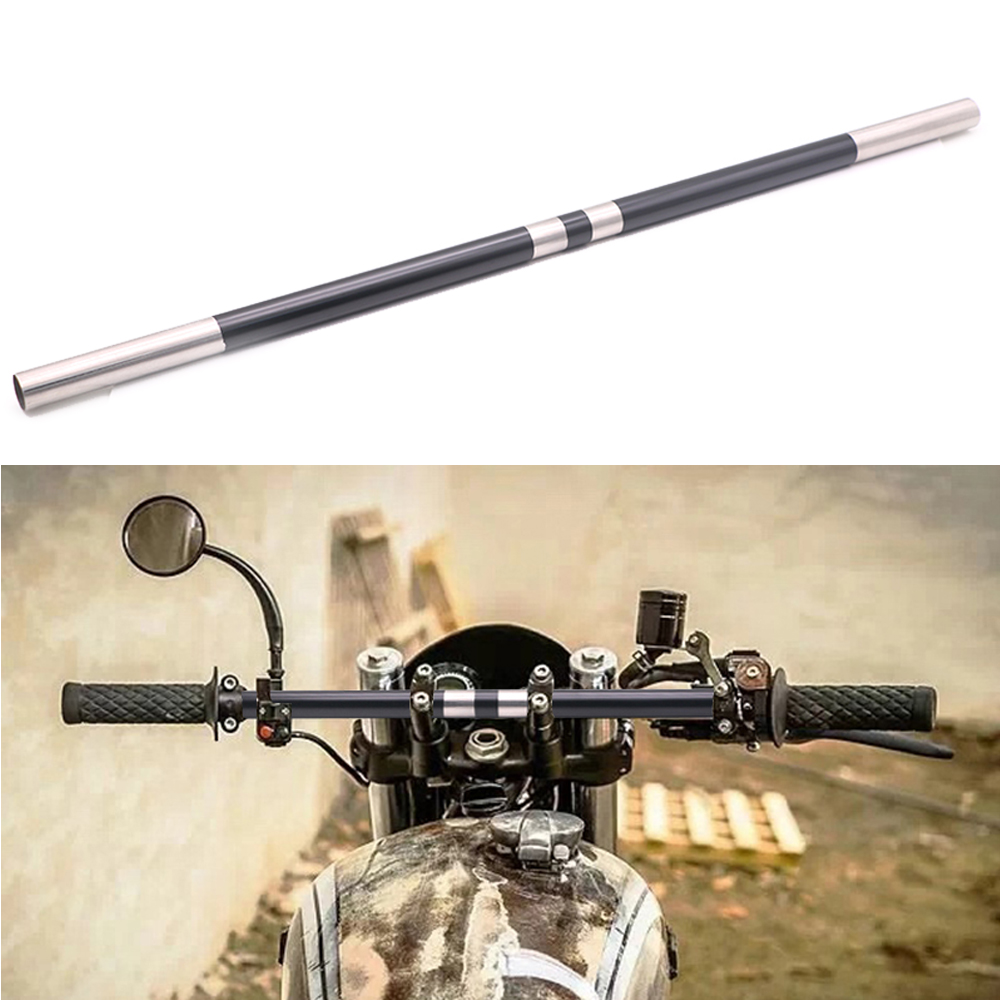 25MM 1 Universal Motorcycle Handlebar Retro Handle Bar for Harley Sportster XL883 XL1200 FLHT FLHR FLHX Roadster XL1200CX