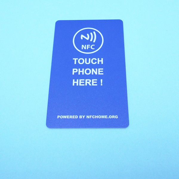 NFC Business Card 8K Big Memory Create Your Own NFC Business Card Work With Samsung S4/nexus 5/Nexus4/10 All NFC Device