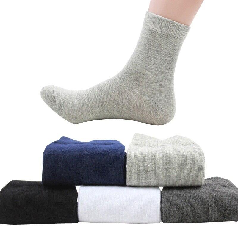 New 2017 Solid Color Man Socks Fashion Designer Men For Socks Casual All-Match Business Socks Male sox male gentleman 15 colors