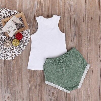 2pcsKids-Newborn-baby-Girls-Hawaii-Beach-Style-Tank-Top-T-shirt-Shorts-Infant-Clothes-2pcs-Outfits-Sets-2