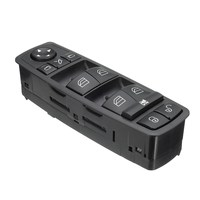 Electric Power Window Master Control Switch For Mercedes ML320 ML350 ML430 ML63 ABS Plastic 3 Pins