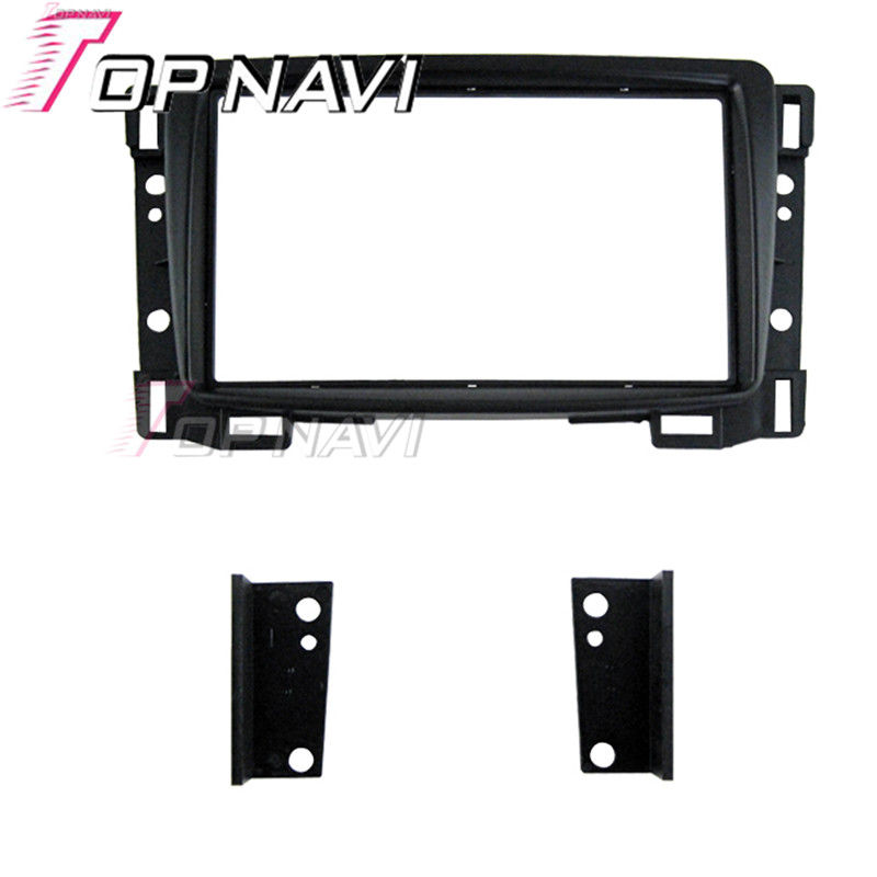 TOPNAVI TN CH 002 Quality Radio Fascia Stereo Interface Dash CD Trim Installation Kit for CHEVROLET SAIL 2011