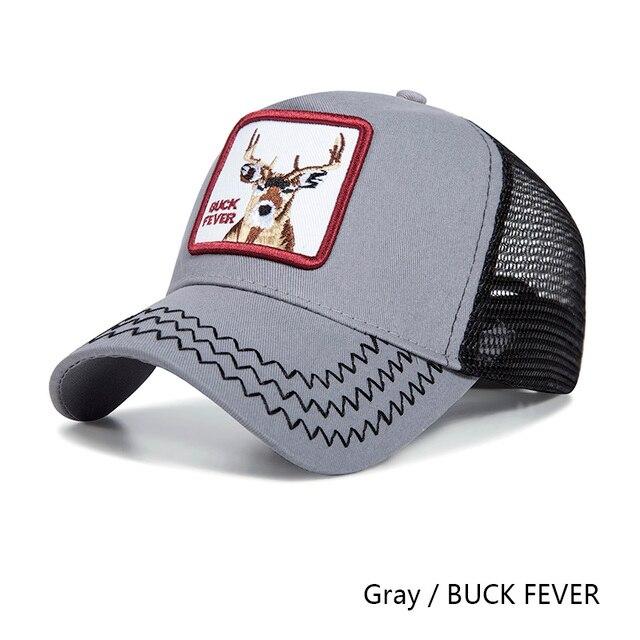 gray buck fever