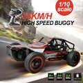 GizmoVine RC Auto Rock Off-Road Del Veicolo Crawler Camion 2.4Ghz 2WD Ad Alta Velocità 1:10 Scal Da Corsa di Controllo A Distanza auto Buggy Elettrico