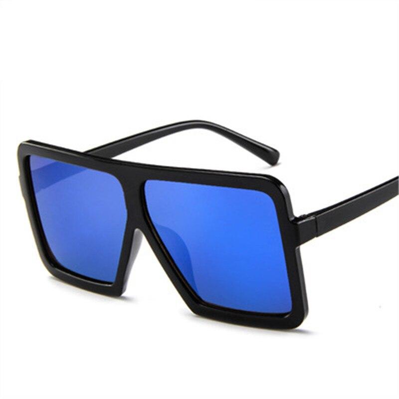 ASUOP Large Frame Retro Classic Female Sunglasses Fashion Men 39 s Square Glasses UV400 International Brand Design Sunglasses in Women 39 s Sunglasses from Apparel Accessories