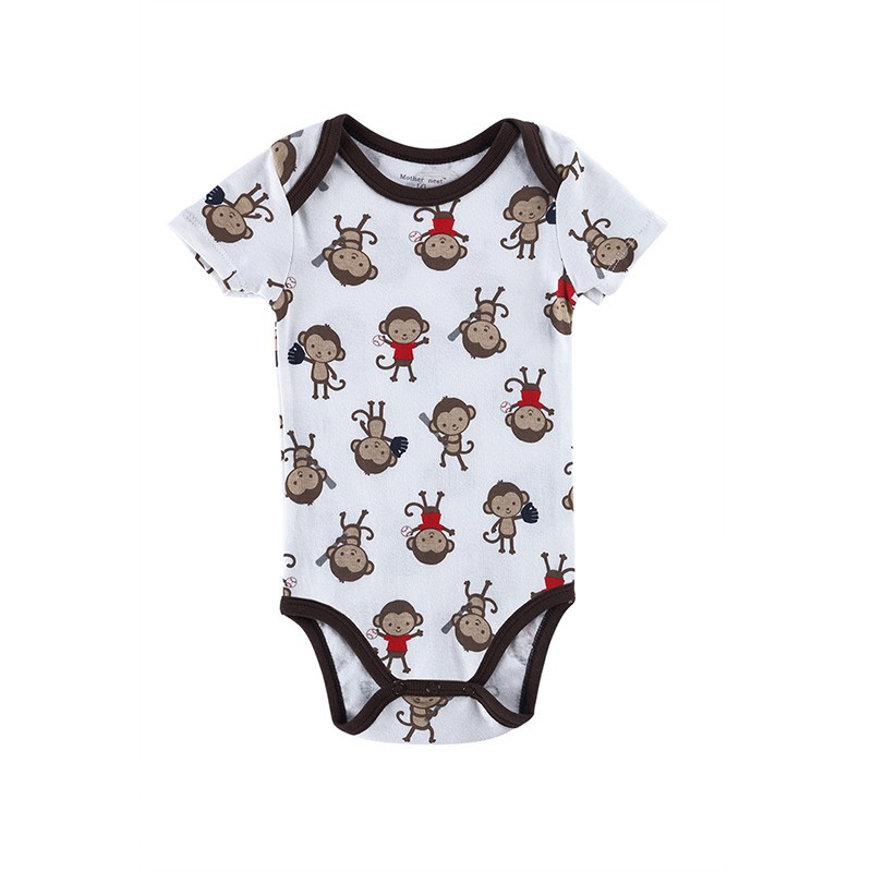 Promotion 23 Styles Baby Romper Boy & Girl Striped Short Sleeves Next Jumpsuit New Born Baby Clothes Infant Newborn Boy Body 13