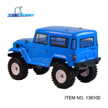 HSP RGT Racing 136100 1 10 Scale Electric 4wd Off Road Rock Crawler Cruiser RC 4