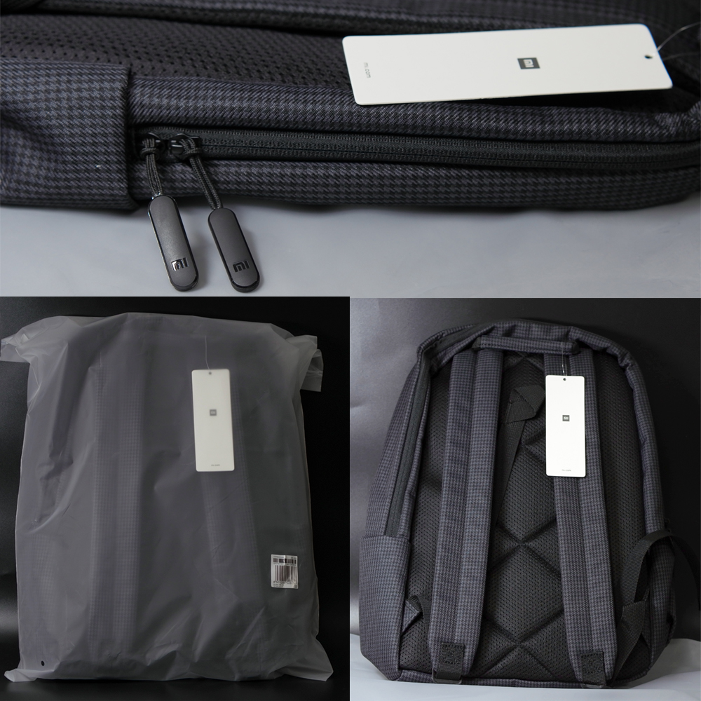 Image 5 - 2017 New Xiaomi Fashion School Backpack Bag 600D Polyester Durable Bags Suit For 15.6 Inch Laptop Computer-in Bags from Consumer Electronics