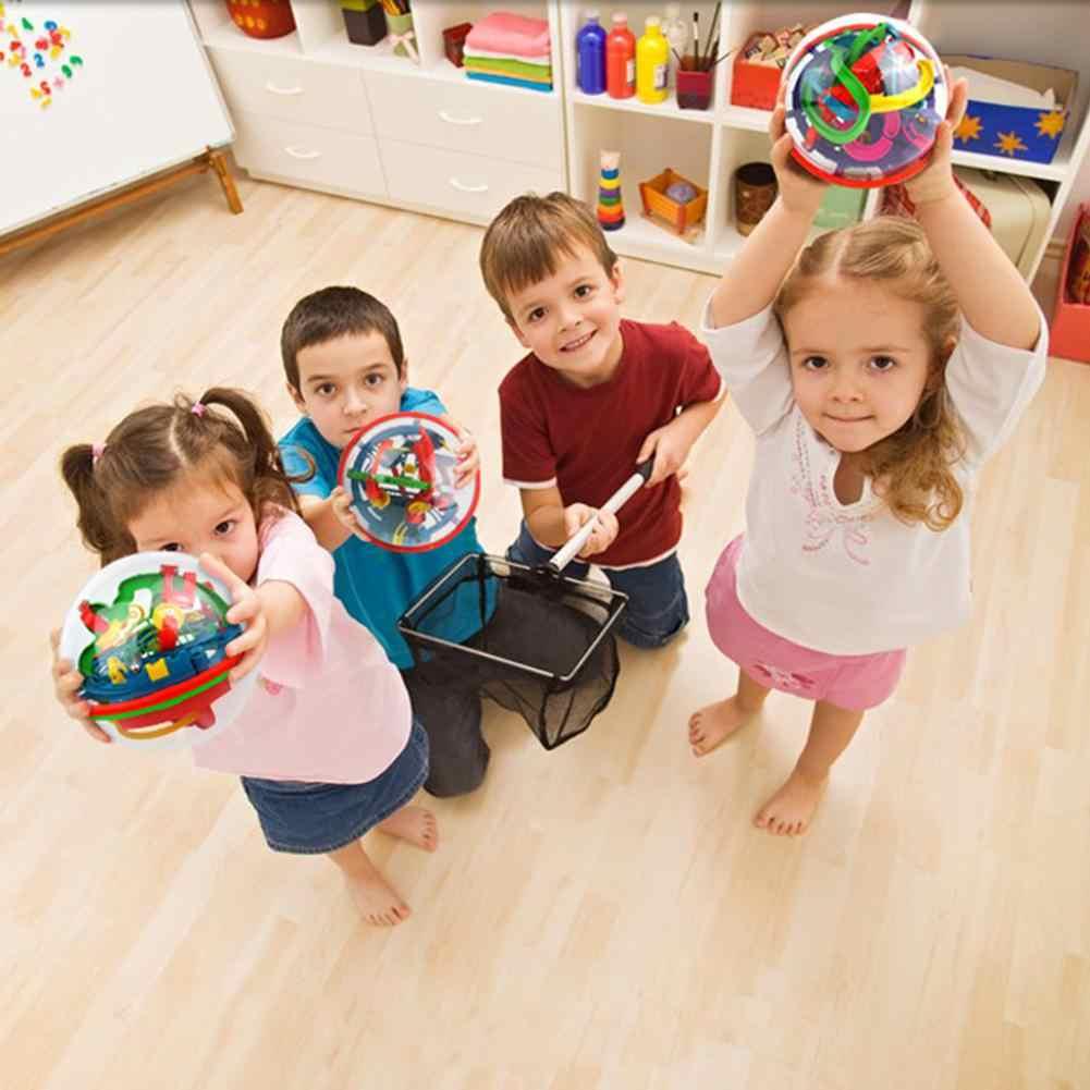 Leadingstar 299 níveis desafiadores magia 3d labirinto bola interessante labirinto jogo globo brinquedos