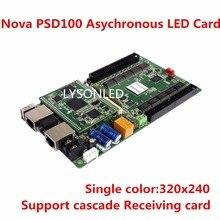 Novastar PSD100 асинхронный светодиодные видео карта Поддержка каскад получения карты, Работа для всех сканирования в помещении/открытый светодиодный видео Дисплей