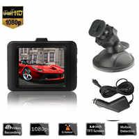 "2.2"" Vehicle 1080P Car Dashboard DVR Camera Video Recorder Dash Cam G-Sensor GPS"