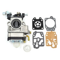 MP15 43CC 52CC CG430 CG520 BC430 BC520 Chinese Brush Cutter Grass Trimmer Carburetor With Repair Kits