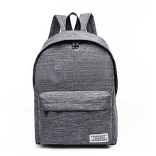 New Fashion Men Women Backpacks Canvas School Backpack Bags for Teenagers Vintage Bags girls Boy  Casual Rucksack Travel Daypack все цены