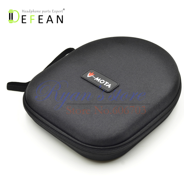 ca8142acf67 Defean New black Hard Carry Case Box Bag For TELEX AIRMAN 750 760 850  Aviation Headsets