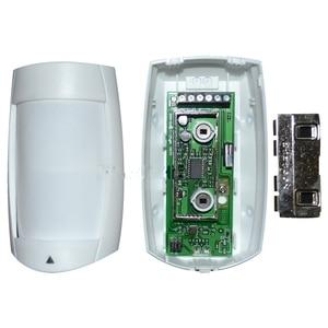 Image 3 - 1 stücke Indoor infrarot detektor für sicherheit alarm anti diebstahl draht PIR motion sensor paradox DG75 intruder detektiv freeshipping