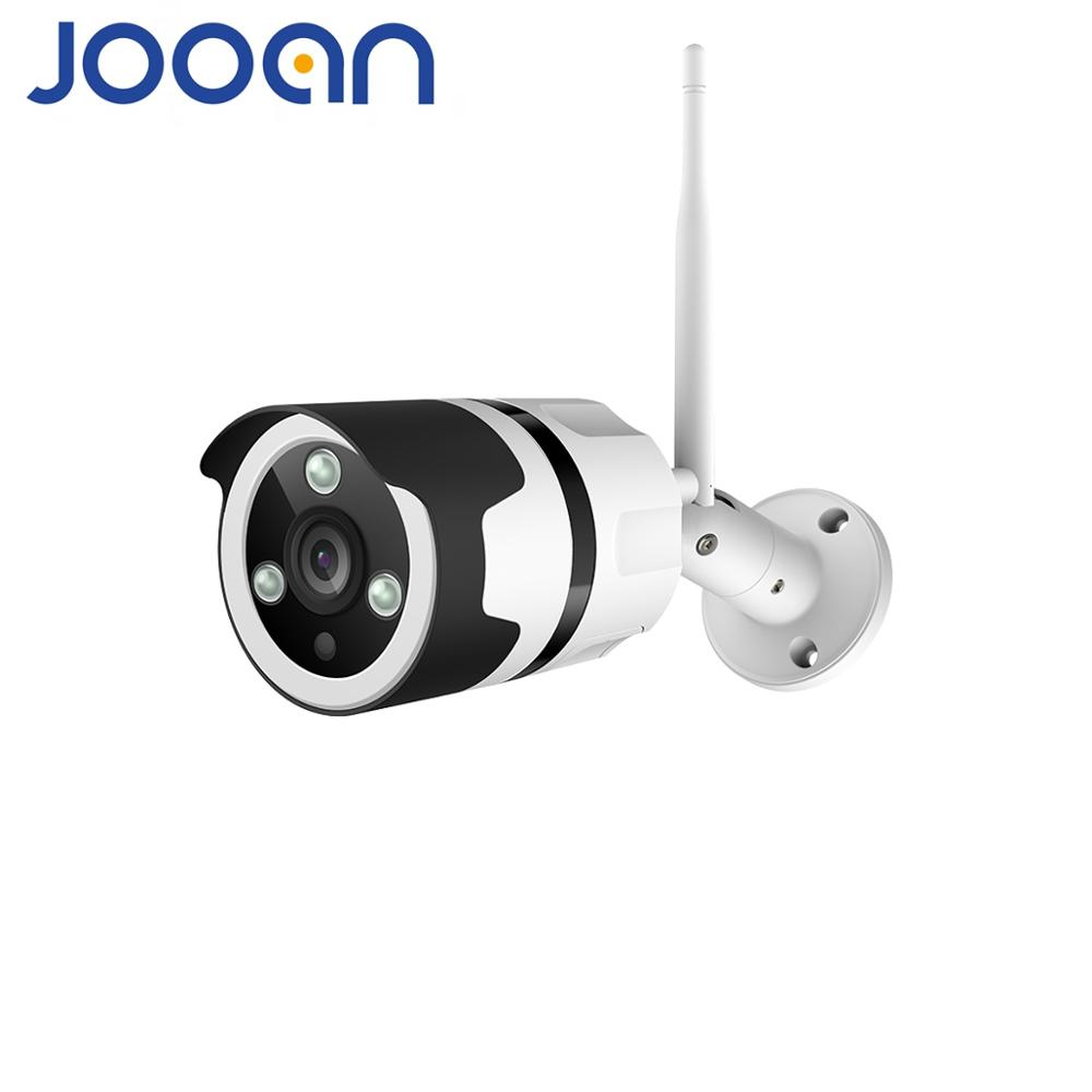 JOOAN Outdoor IP Camera 1080P Waterproof Wireless Security Camera Two Way Audio Night Vision P2P Bullet CCTV Cam Home Security