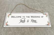 Personalized Outdoor Wedding Reception & Ceremony Decoration