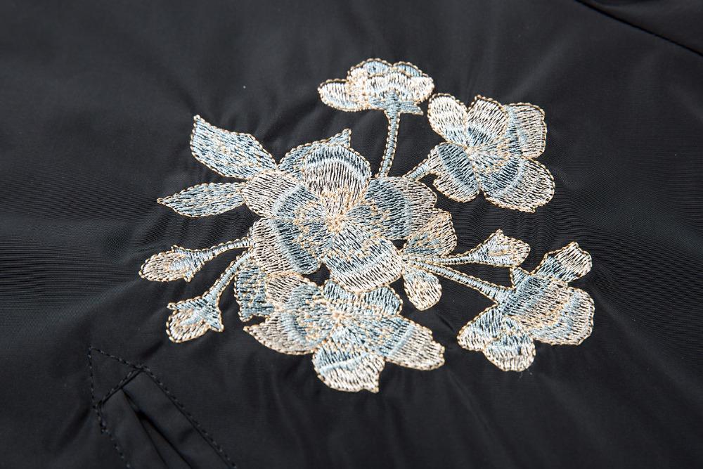 High Street Phoenix Embroidery Jacket US Size