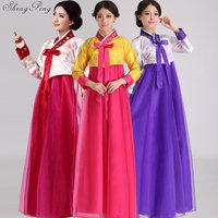 Korean hanbok women korean traditional dress ancient korean national costume female hanbok CC556
