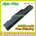 Apexway 4400mAh 6cell Laptop Battery for HP ProBook ZZ06 4510s 4515s 4710s 72032-001 HSTNN-OB88 HSTNN-XB88 NBP8A157B1