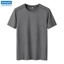 Quick Dry T Shirts Zomer Man Camping Wandelen Tees Klimmen Fitness Sport Tshirts Wit Running Fietsen Tops Plus Size(China)