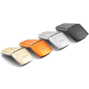 Image 2 - Lenovo Wireless Yoga Mouse gaming mouse foldable mouse bluetooth for computer MAC PC Laptop gaming mouse logitech Windows7 8 10