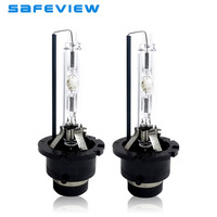 FREE SHIPPING D4S HID Xenon Lamp Bulb 4300k 6000k 8000k 3000K High Quality With Metal Base