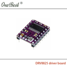 5Pcs DRV8825 driver board StepStick DRV8825 stepper motor drive Reprap 4 layer PCB wiht Radiators 3D printer accessories
