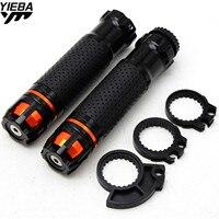22MM Motorcycle Carbon fiber Hand Handle Grips Handlebar FOR honda CB 599 919 400 CB600 HORNET CBR 600 F2 F3 F4 F4i 900RR 250