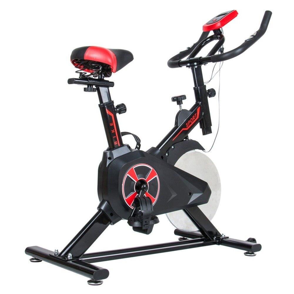 Home Gym Vélo D'exercice Vélo Calories Formation de Remise En Forme À Faible Bruit Minceur Machine À Vélo Sport Body-Building Dispositif