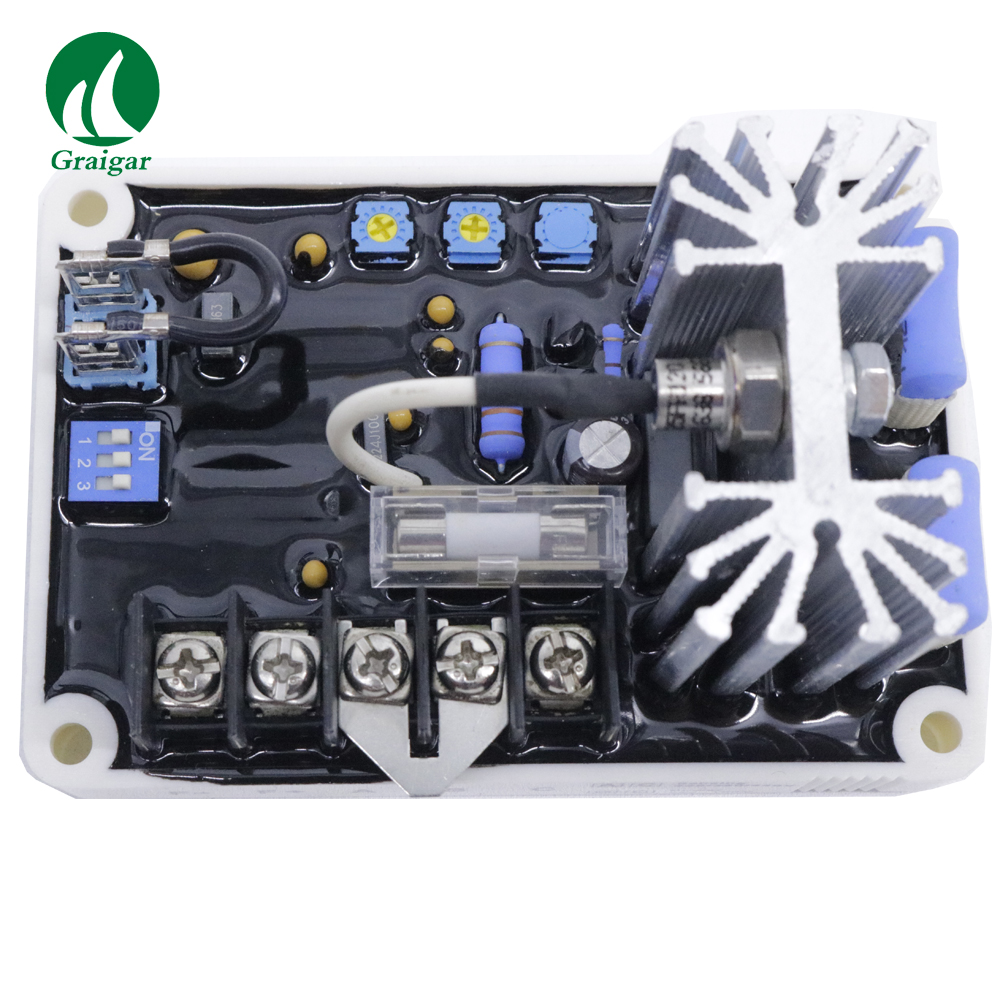 Automatic Generator Voltage Regulator Controller Module AVR EA05A цена