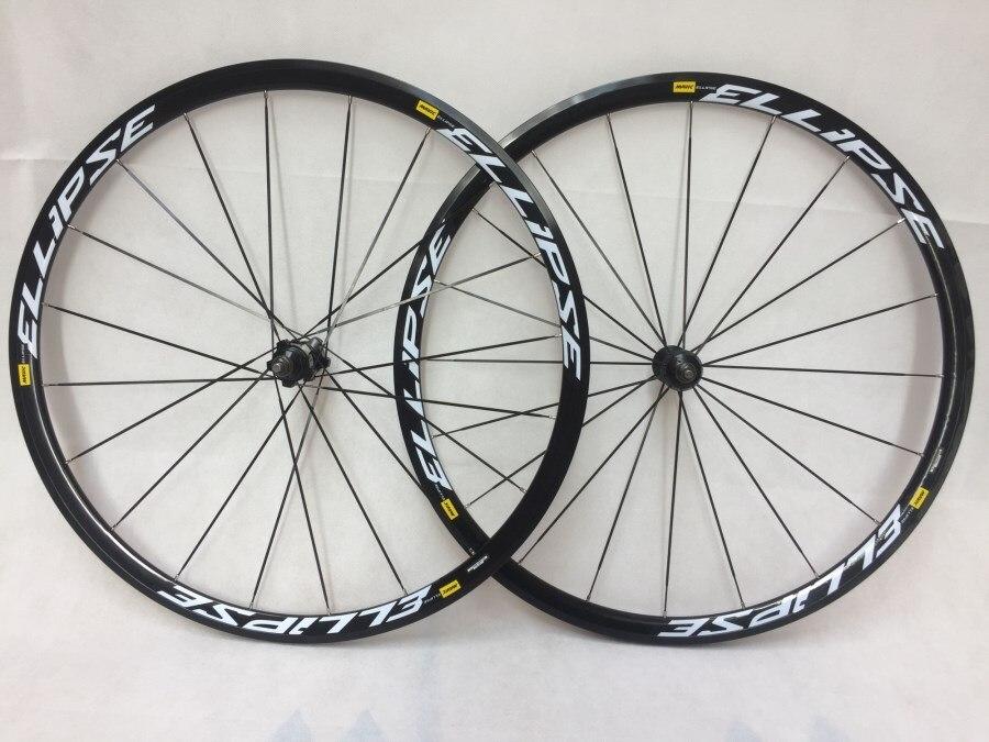 6106 Aluminum Road Bike Bicycle 700C Wheel Wheelset Disc