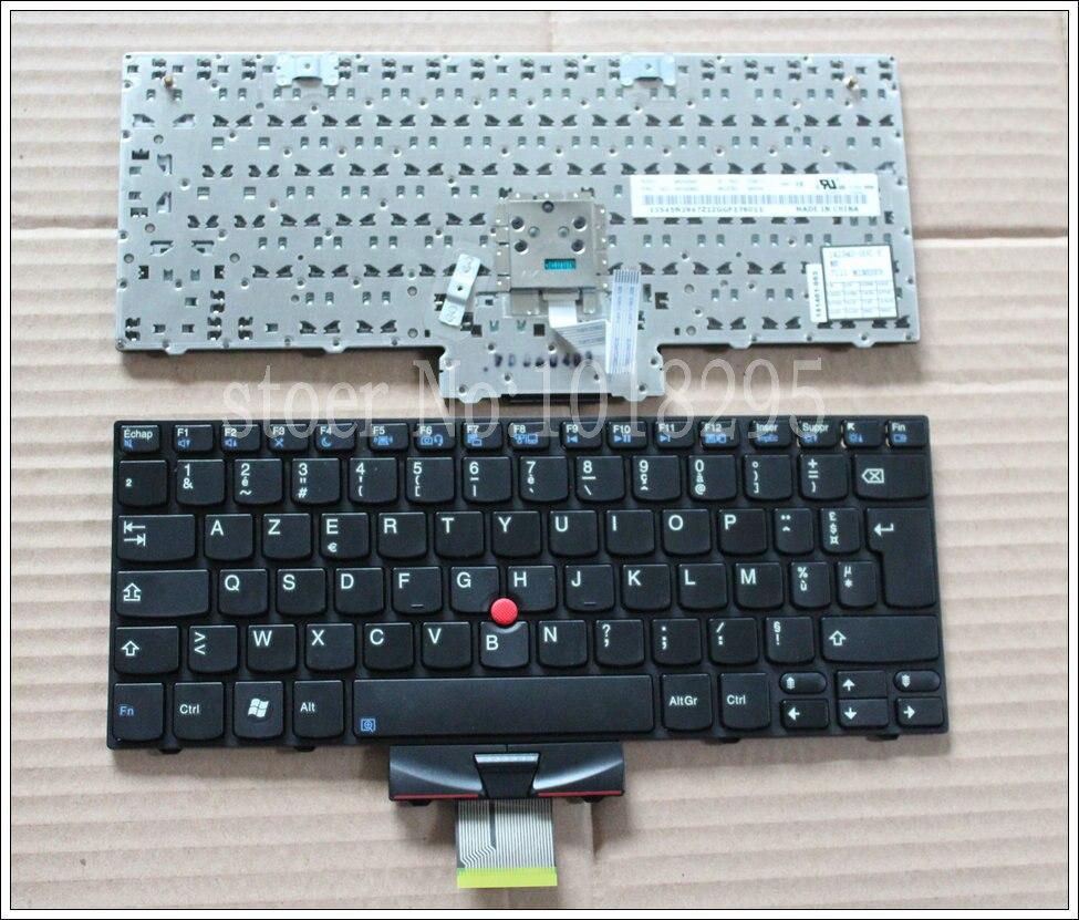 NEW for Lenovo IBM Thinkpad X100 X100E x120 X120E E10 FR Laptop Keyboard French Teclado 45N2982