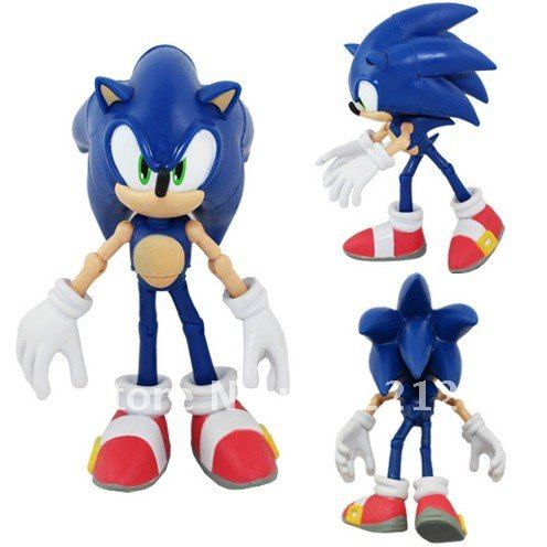 The Hedgehog Super Sonic 11 5cm Pvc Figure Best Gift 4 5 Free Shipping Gift Wrap Round Box Figural Artfigure Boy Aliexpress