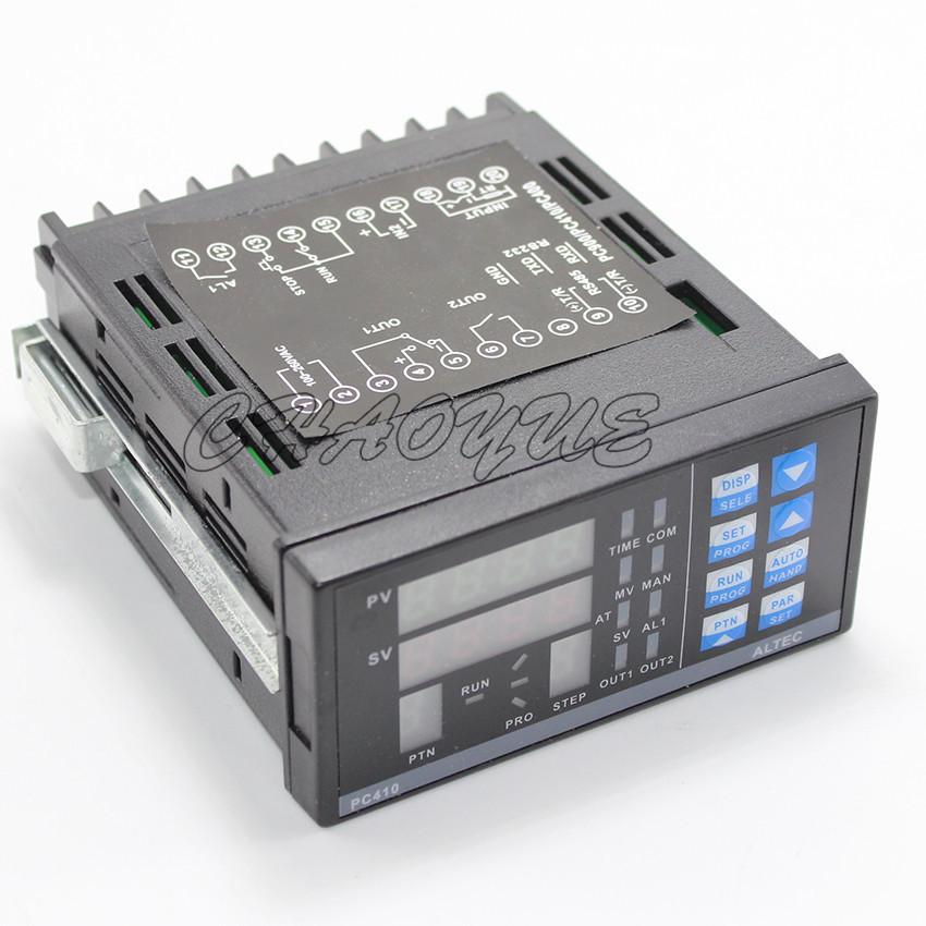 PC410 Temperature Controller Panel For BGA Rework Station with RS232 Communication Module free shipping ch6 temperature control panel for ir6000 ir9000 bga rework station