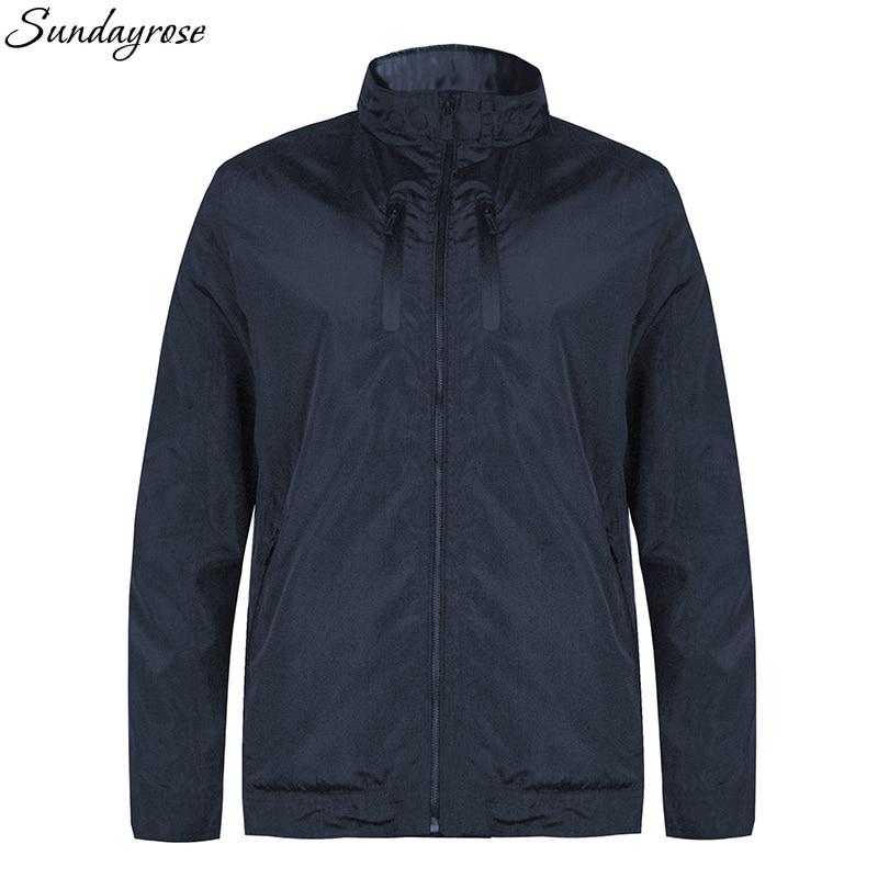 Brand Clothing Men's Waterproof Sport Jackets Solid Fitness Gym Jogging Mesh Lining Black Running Jacket Men European Size S-2XL bert pulitzer men s big textured solid sport coat