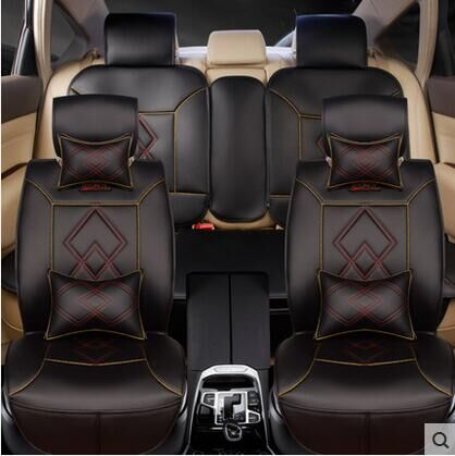 Full Leather Car Seat Special Autumn And Winter Cushion General Quality Upholstery In Automobiles Covers From