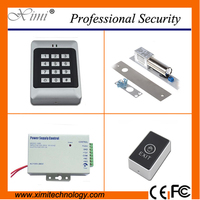 Good Price Free Shipping Without Software Single Electromagnetic Lock Infrared Exit Button Door Lock F005 Smart