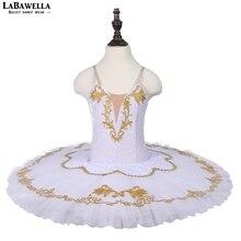 Dancing party christmas performance ballet tutu costume dess children girls practicing clothes leotard skirtBLST18012
