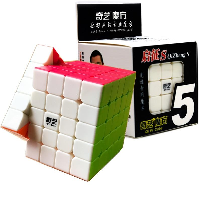 Qiyi QiZheng S 5x5 Cube თავსატეხი - ფაზლები - ფოტო 6
