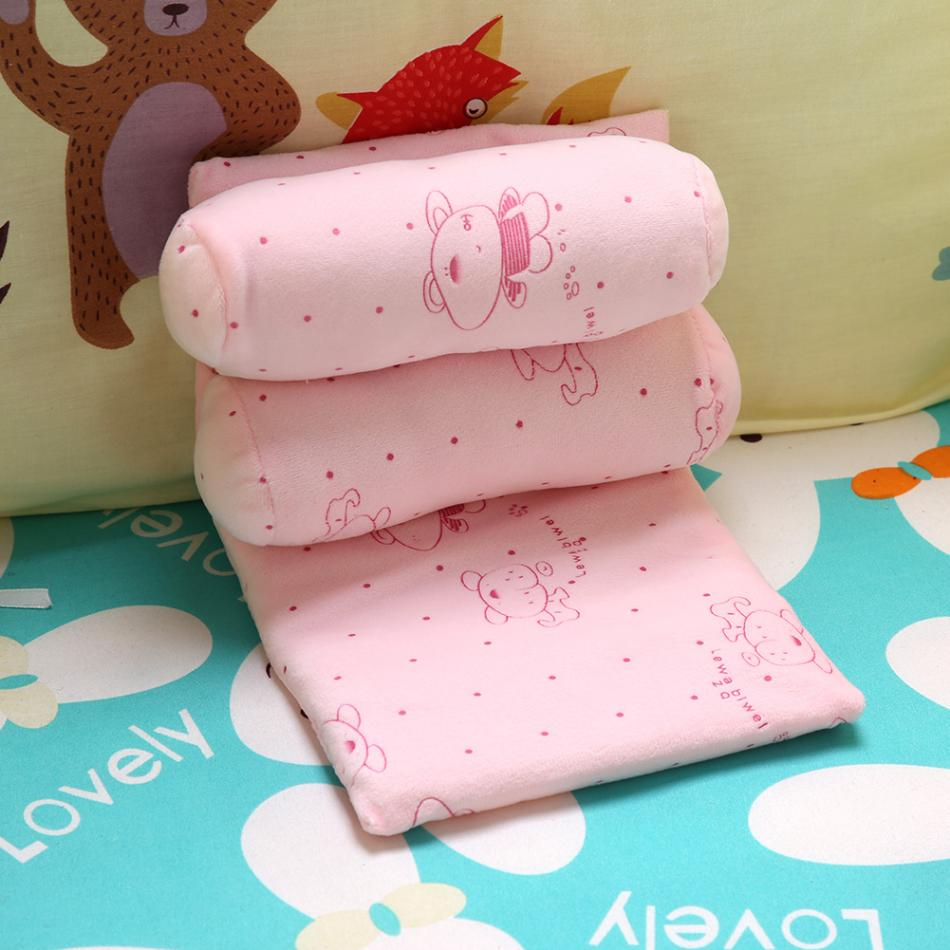 Baby Infant Sleep Positioner Support Pillow And Anti Roll Cushion To Prevent Flat Head 14
