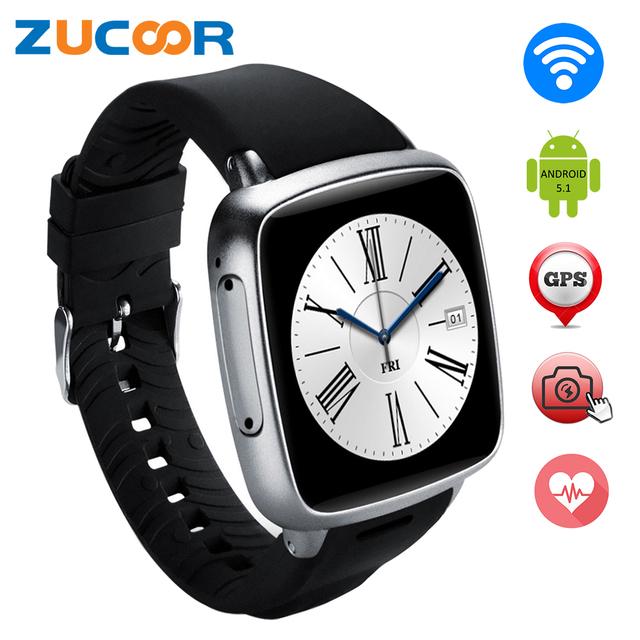 Smartwatch android gsm cdma 2g/3g câmera de 5mp wi-fi gps relógio de pulso inteligente com freqüência cardíaca dual core 512 mb + 4 gb tf cartão
