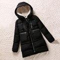 Novo 2016 Mulheres Jaqueta de Inverno Parkas Mulheres casacos Femininos Casacos Plus Size M-5XL Espessamento Wadded Casaco Casuais Para Baixo casaco oversize