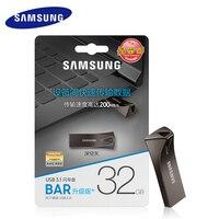SAMSUNG 300 MB/S Usb 3.1 Flash Drive 32 GB Usb 3.0 Pen drive Metalen U Disk Stick Usb Key Flashdisk
